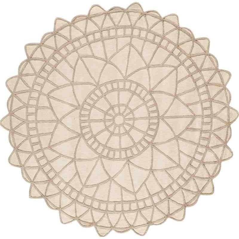 tappeto PORTOFINO SITAP 12 220 ROTONDO LANA geometrico da EUR 899.14