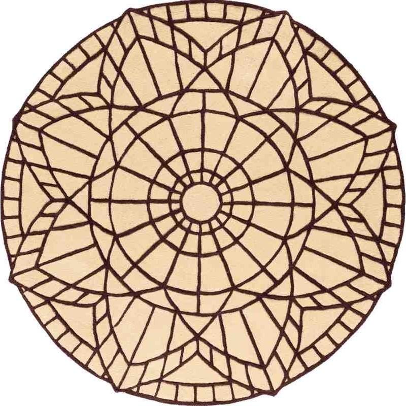 tappeto PORTOFINO SITAP 18 165 ROTONDO LANA geometrico da EUR 512.4