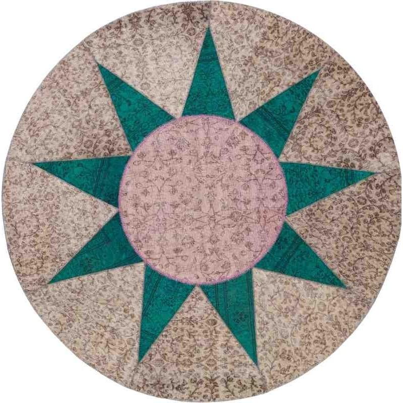 Carpet STAR SITAP EMERALD ROTONDO LANA geometrico da EUR 2135