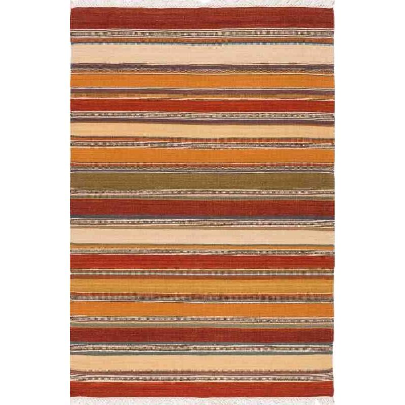 Carpet STRIPES KILIM SITAP DN 12 LANA geometrico da EUR 48.8