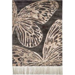 Carpet VANESSA SITAP CHOCO SETA floreale da EUR 890.6