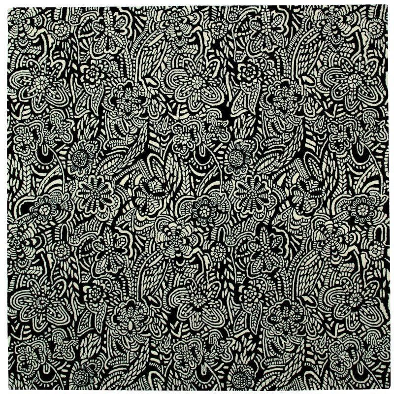 Carpet floreale Esmeraldas Missoni T20 quadrato cm.220x200