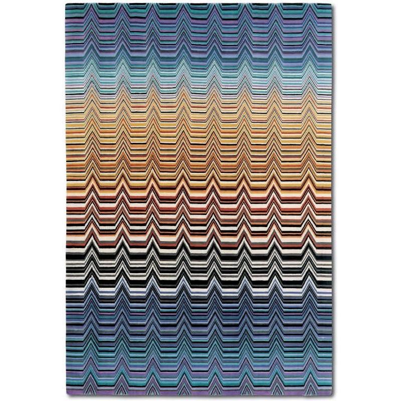 Carpet geometrico Saguaro Missoni T174 cm.170x240