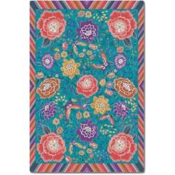 Carpet floreale Sajama Missoni T174 cm.200x300