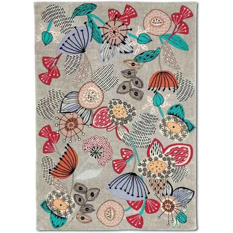 Carpet floreale Treasure Missoni T121 cm.200x300