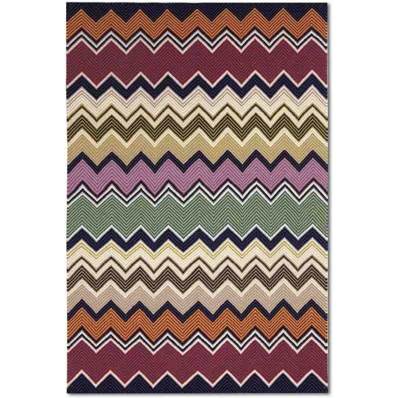 Carpet geometrico Turkana Missoni T100 cm.170x240