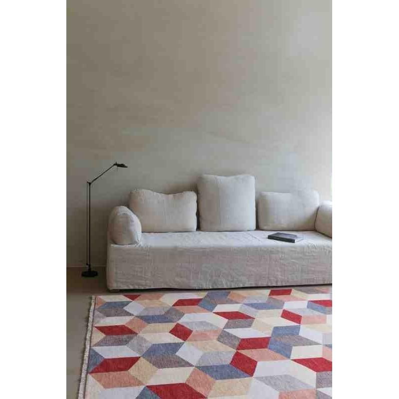 tappeto moderno geometrico LOVE Ligne Pure 045 069 990