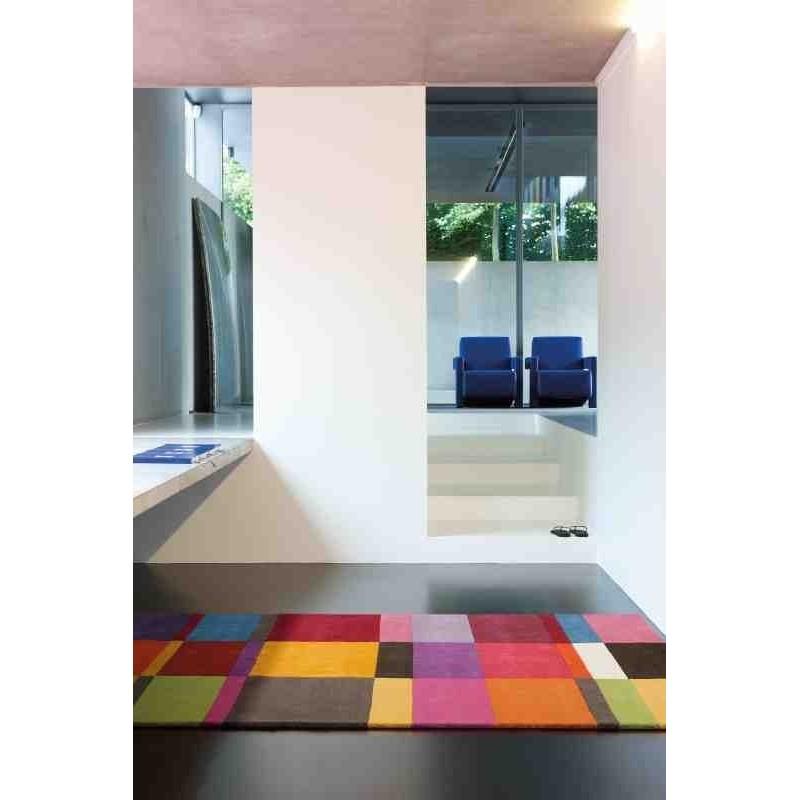 tappeto moderno geometrico LOVE Ligne Pure 181 003 990