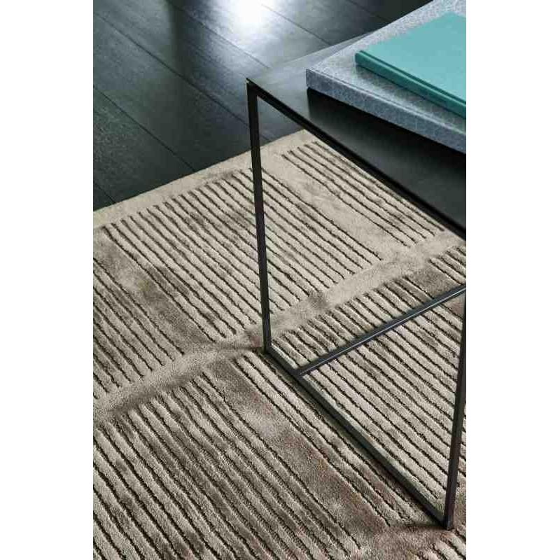 tappeto moderno tinta unita REFLECT Ligne Pure 208 001 600