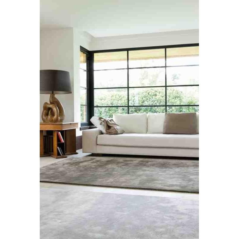 tappeto moderno tinta unita REFLECT Ligne Pure 203 001 600