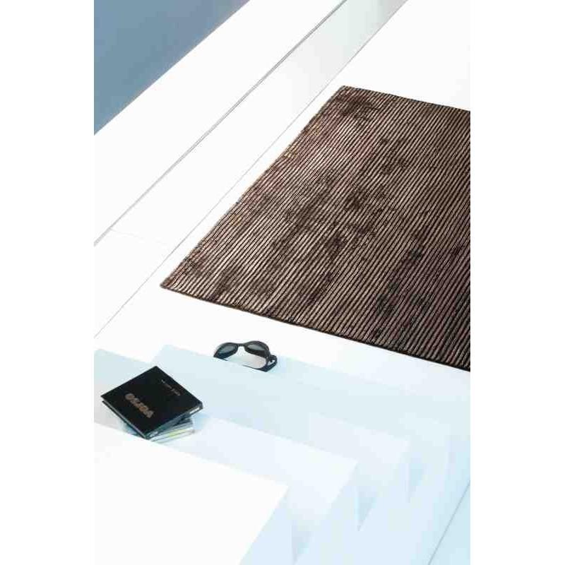 tappeto moderno tinta unita REFLECT Ligne Pure 111 001 601