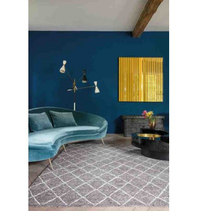 Carpet moderno geometrico TRANSFORM Ligne Pure 229 001 900