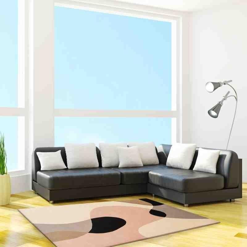 tappeto moderno fantasia Arc Pastel lana
