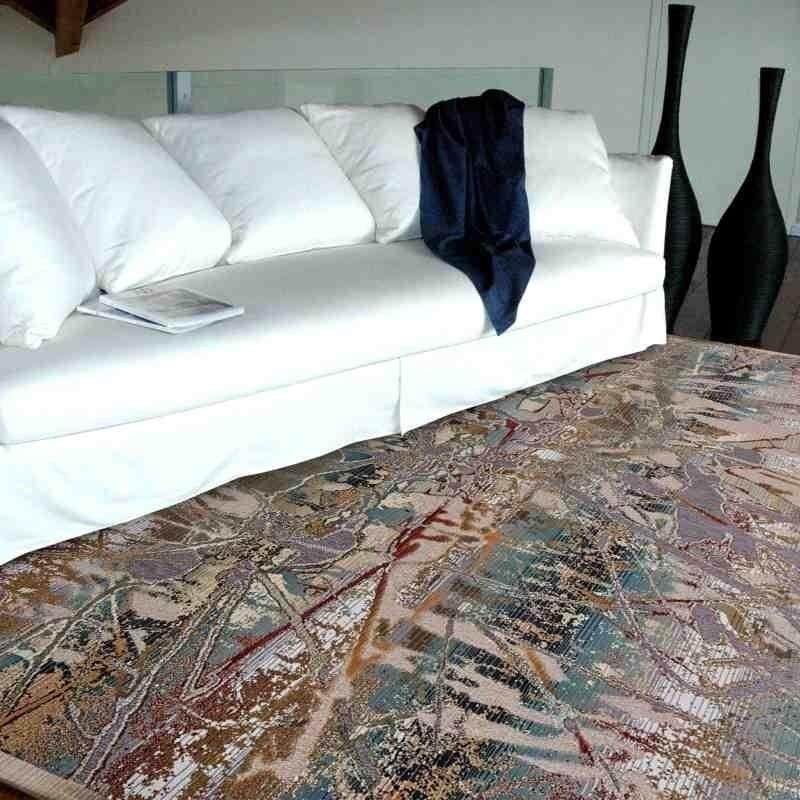 tappeto moderno venus sitap 90g-q16 seta