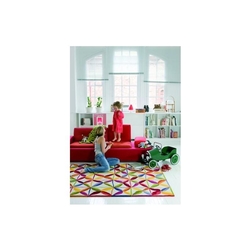 tappeto Kala Nanimarquina multicolor rotondo