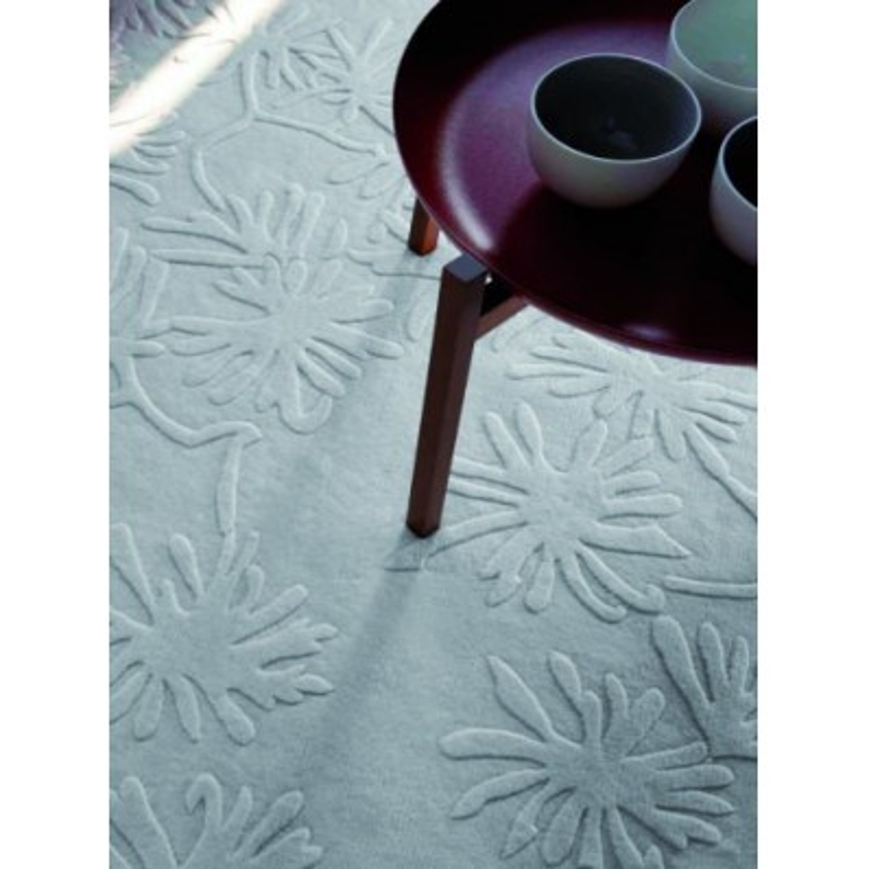 Carpet Asia Nanimarquina white
