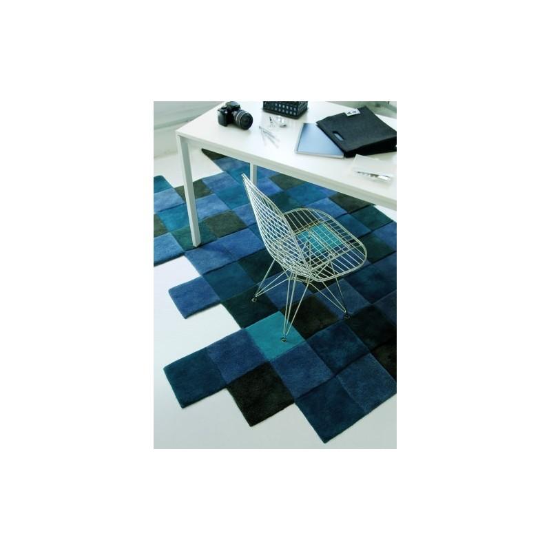 tappeto Dolorez Nanimarquina blue