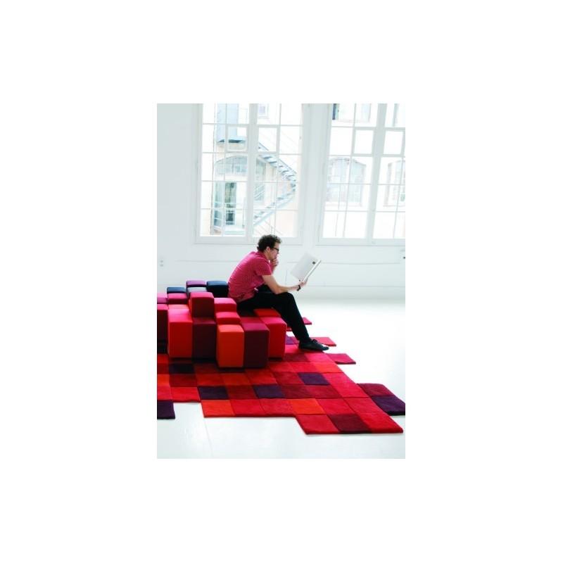 tappeto Dolorez Nanimarquina red