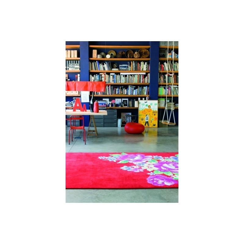 tappeto Formosa Nanimarquina red