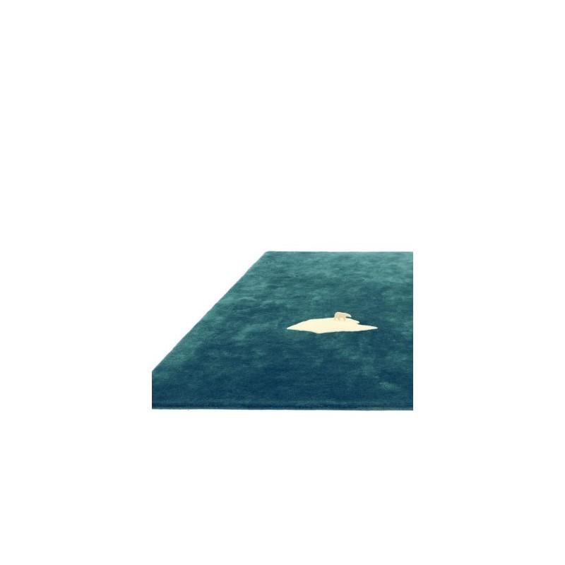 tappeto Global Nanimarquina blue