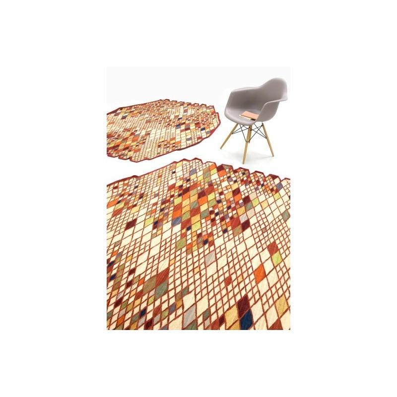 tappeto Losanges Nanimarquina multicolor