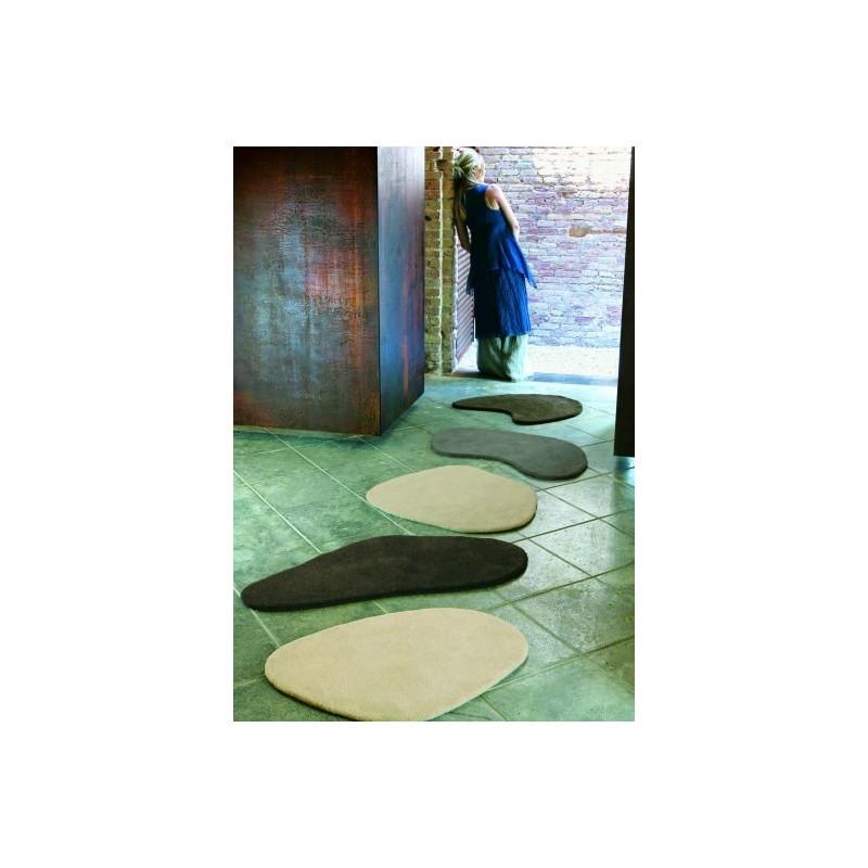 tappeto Little Stone 7 Nanimarquina beige