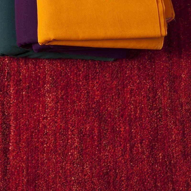 Carpet Chobi Nanimarquina Deep red