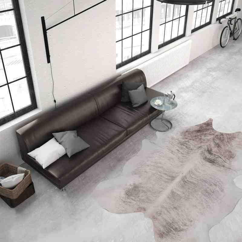 tappeto moderno tinta unita argentina l02zq chiaro marrone