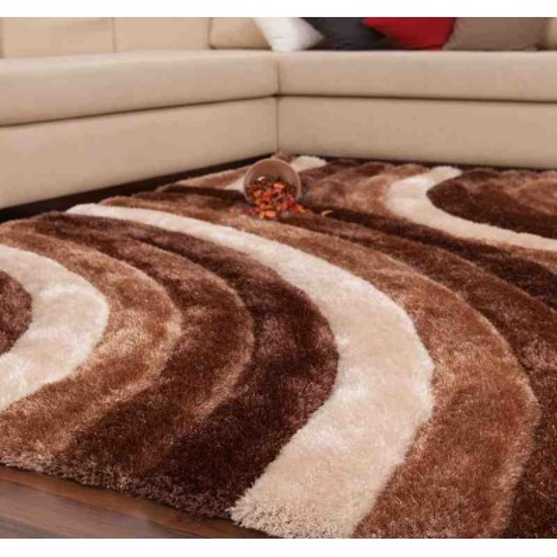 tappeto moderno geometrico canada ottawa beige