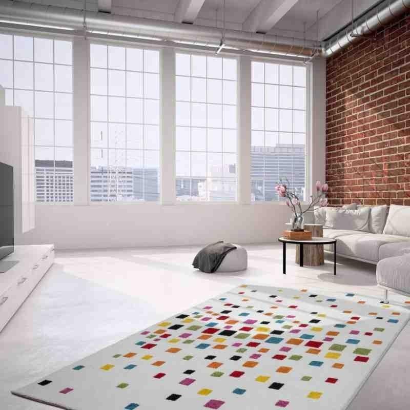tappeto moderno fantasia castara 248 multicolore