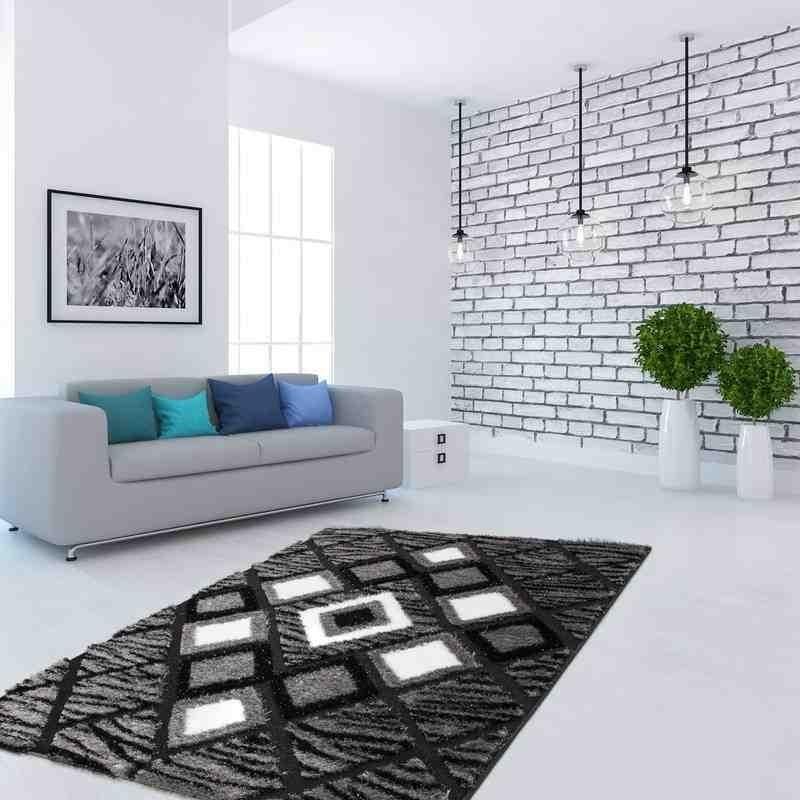 tappeto moderno fantasia china zhaolin argento