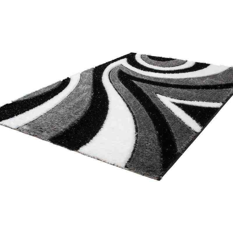 tappeto moderno fantasia china maimai argento
