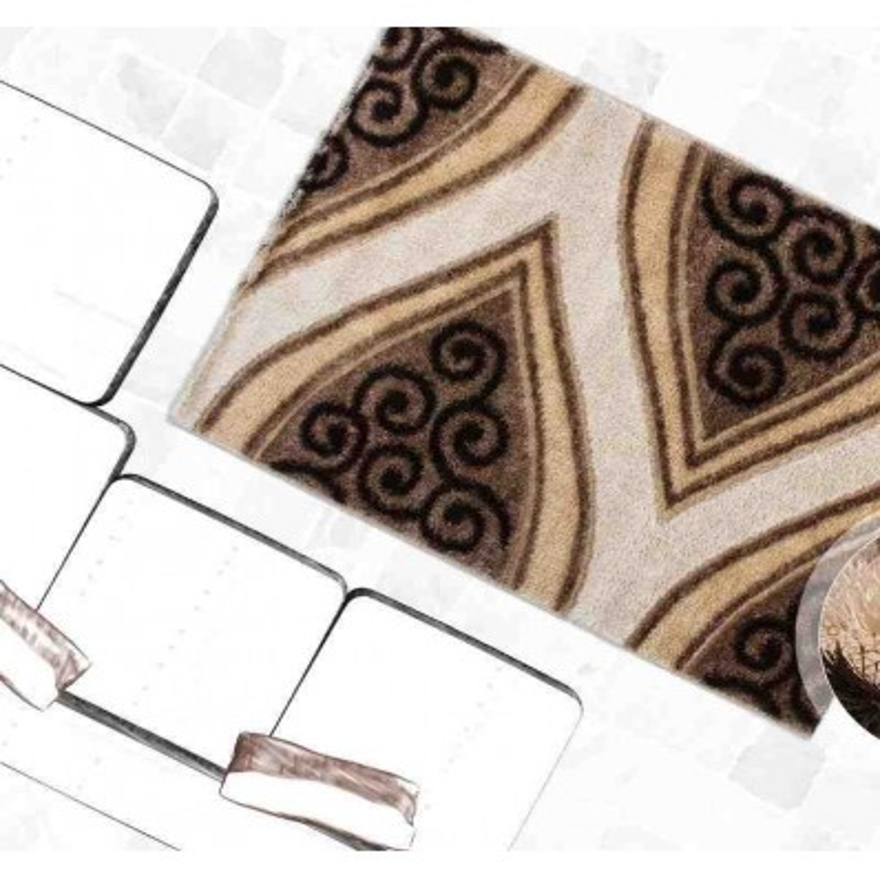 tappeto moderno fantasia china harbin beige