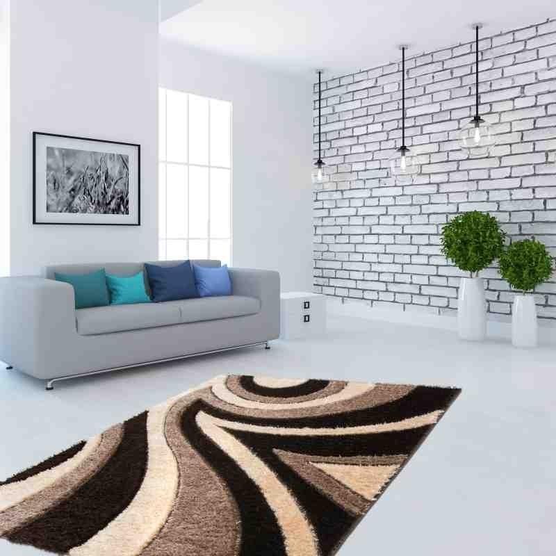 tappeto moderno fantasia china maimai marrone