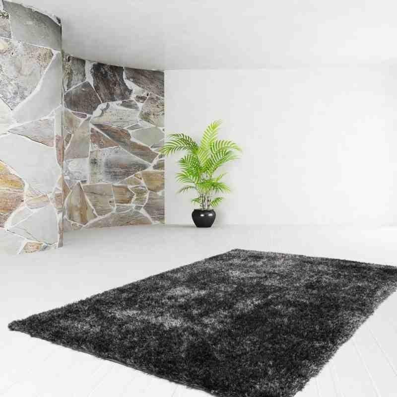 tappeto moderno tinta unita diamond 700 antracite