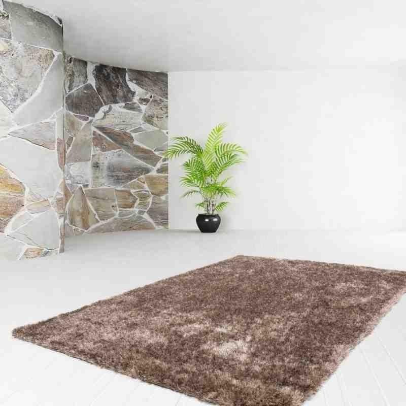 tappeto moderno tinta unita diamond 700 tortora
