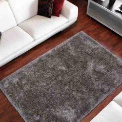 tappeto moderno tinta unita ecuador macas titanio