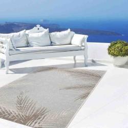 tappeto moderno fantasia equator 340 menta-grigio