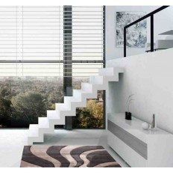 tappeto moderno fantasia france provence platinoo-beige