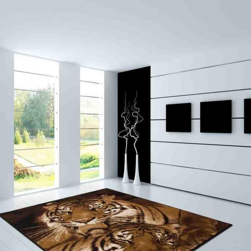 tappeto moderno fantasia funky 8300 beige