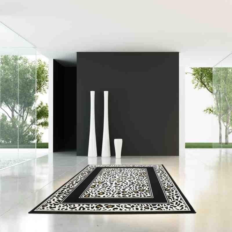 tappeto moderno fantasia funky 7280 leo