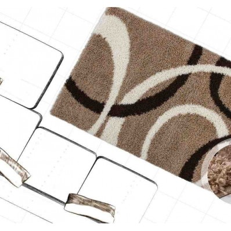 tappeto moderno geometrico germany dresden beige