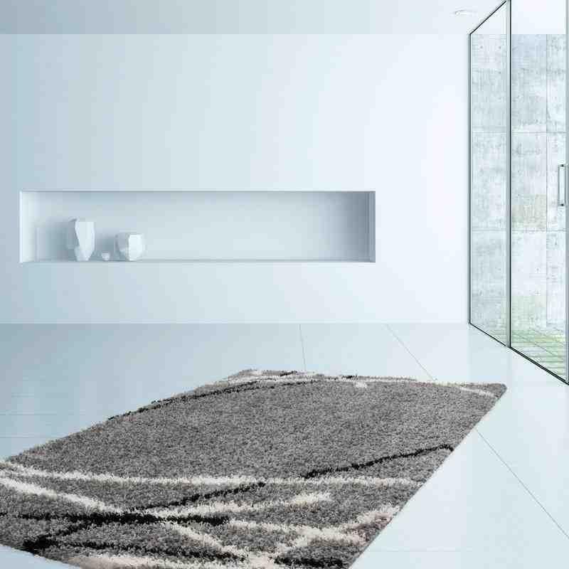 tappeto moderno fantasia germany bonn argento
