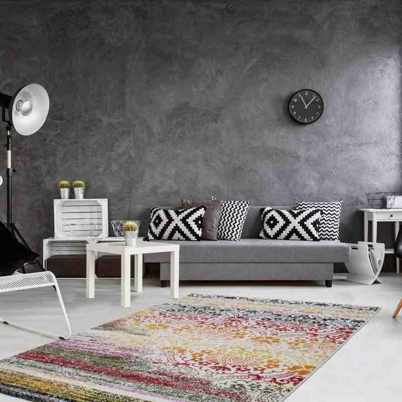 tappeto moderno fantasia guayama 247 multi