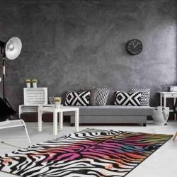 tappeto moderno fantasia guayama 246 multi