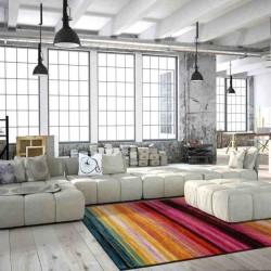 tappeto moderno fantasia guayama 265 multi