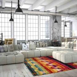 tappeto moderno fantasia guayama 245 multi