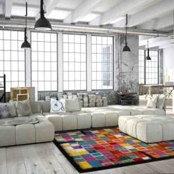 tappeto moderno fantasia guayama 275 multi