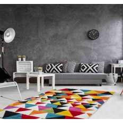 tappeto moderno fantasia guayama 244 multi