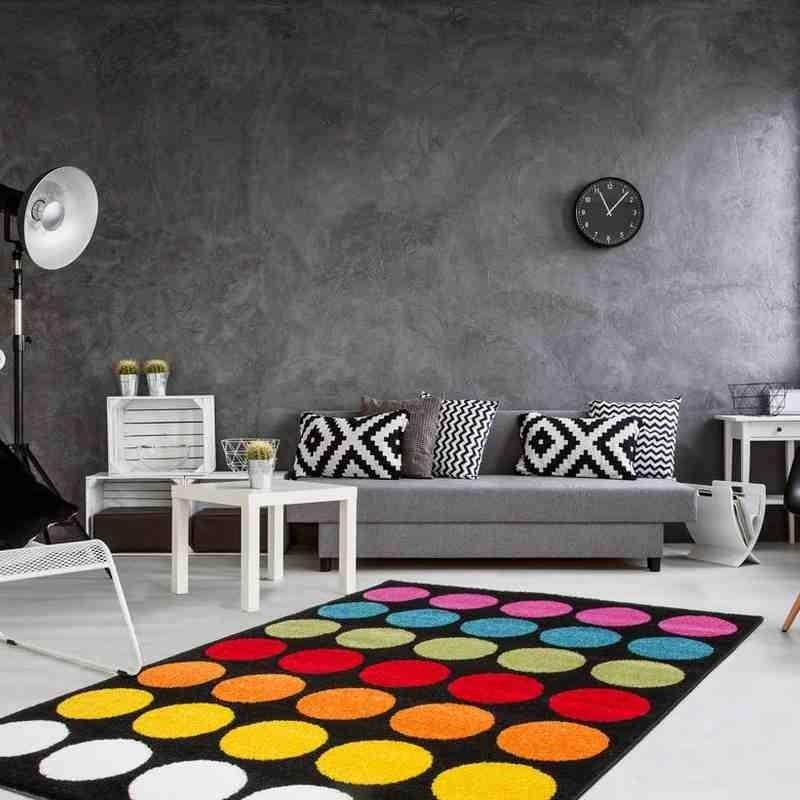 tappeto moderno fantasia hacienda 110 multi